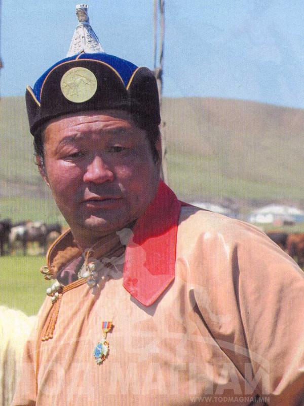 Манлай Ганхуяг